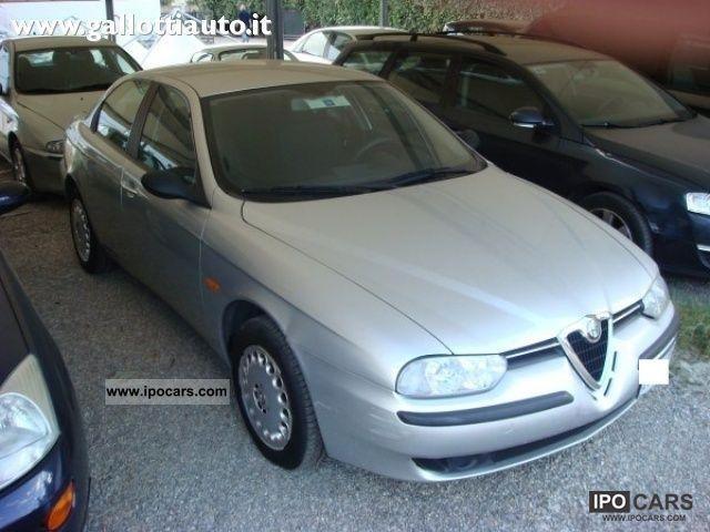 1998 Alfa Romeo  156 1.6i 16v Twin Spark cat Limousine Used vehicle photo