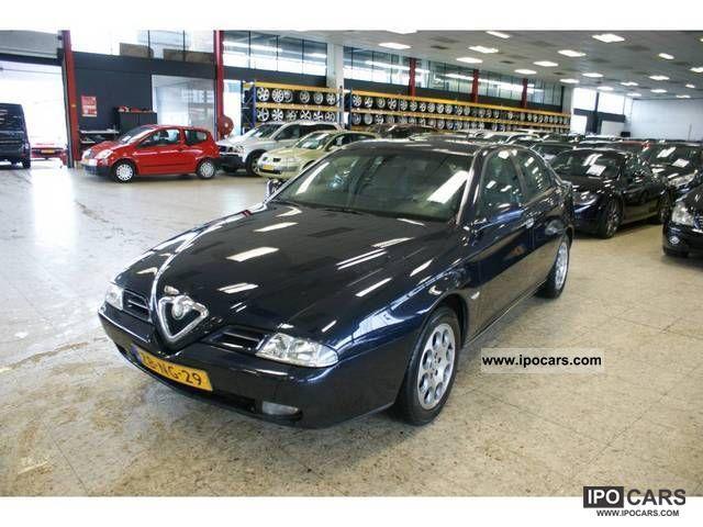 1999 Alfa Romeo  166 3.0 V6 Limousine Used vehicle photo