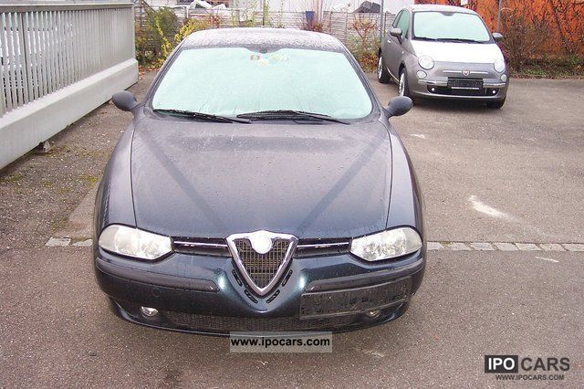 2000 Alfa Romeo  156 2.4 JTD Limousine Used vehicle photo