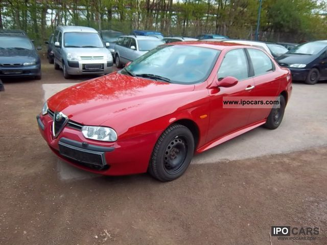 1998 Alfa Romeo  156 1.8 D3 standard automatic climate control Limousine Used vehicle photo