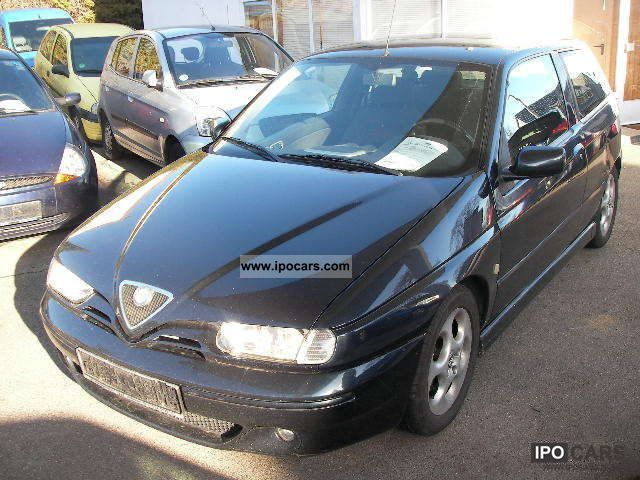 2000 Alfa Romeo  Alfa 145 1.6 Twin Spark Limousine Used vehicle photo