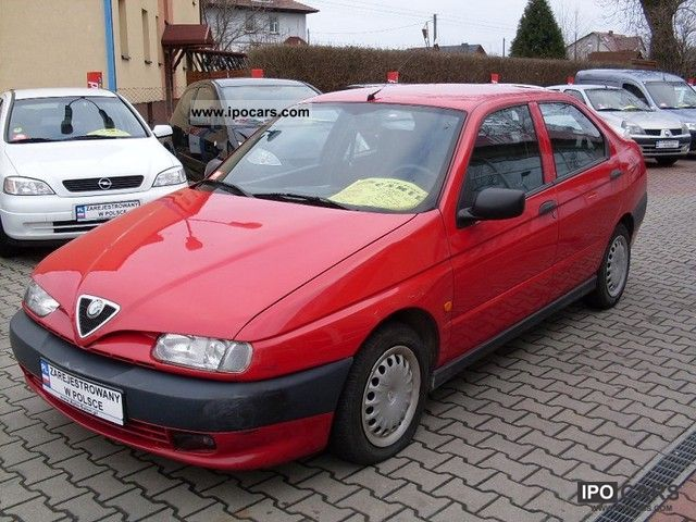 1998 Alfa Romeo  Alfa 145 63 TYŚ.KM, 1 WŁAŚCICIEL Other Used vehicle photo