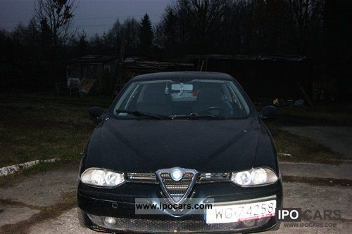 1998 Alfa Romeo  156 twin spark Other Used vehicle photo