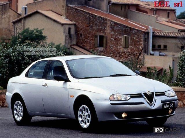2000 Alfa Romeo  156 1.8i 16v Twin Limousine Used vehicle photo