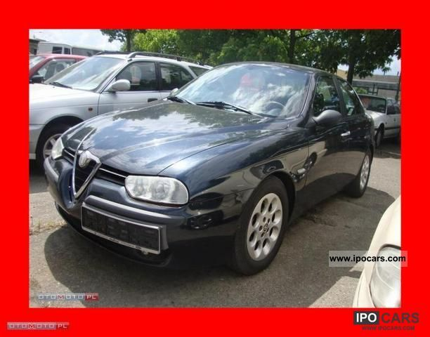 1999 Alfa Romeo  -SPARK 16V 156 TVIN Limousine Used vehicle photo