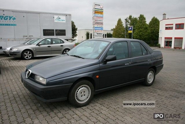 1996 Alfa Romeo  Alfa 155 1.9 TD Limousine Used vehicle photo
