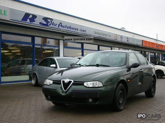 1999 Alfa Romeo  156 1.9 JTD Progression Limousine Used vehicle photo