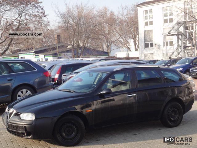 2002 Alfa Romeo 156 1.9 JTD Sportwagon Klimaaut/HU08.2013 - Car Photo ...