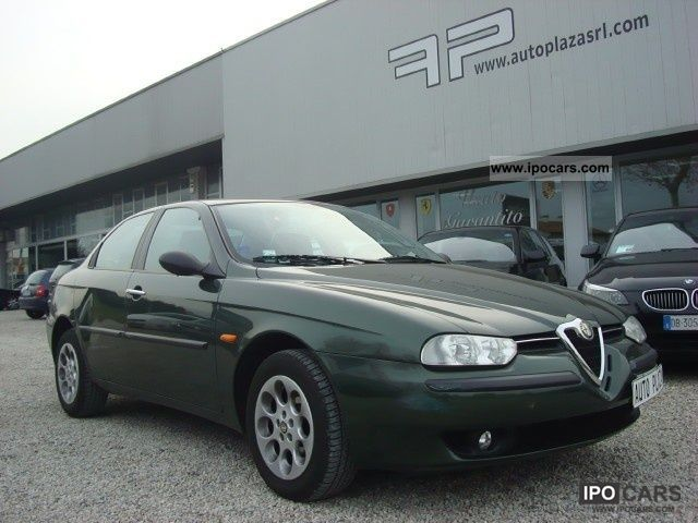 1997 Alfa Romeo  156 1.8i 16v Twin Spark cat POCCHI KM Limousine Used vehicle photo