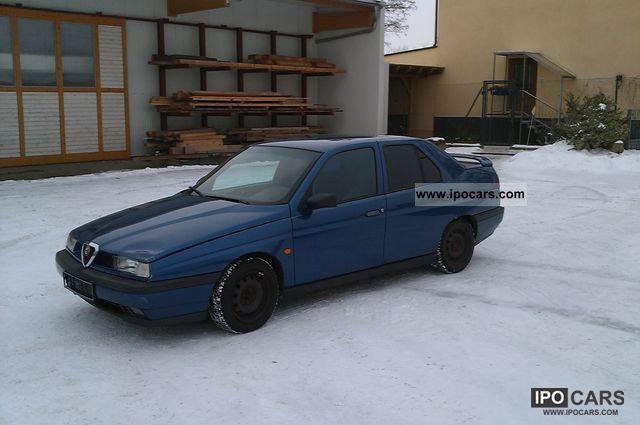 1996 Alfa Romeo  Alfa 155 1.6 16V Twin Spark Limousine Used vehicle photo