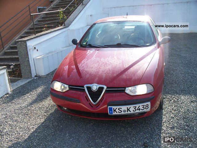 2000 Alfa Romeo  156 1.6 16V Twin Spark Limousine Used vehicle photo