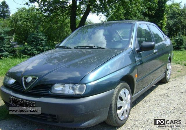 1999 Alfa Romeo  146 2.0 TD 90 KM PO OPŁATACH Small Car Used vehicle photo