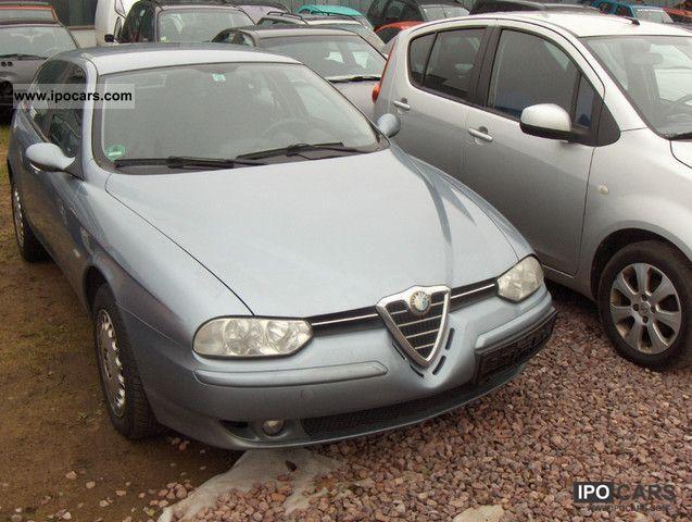2003 Alfa Romeo  Alfa 156 Sportwagon 2.0 JTS Distinctive Estate Car Used vehicle photo