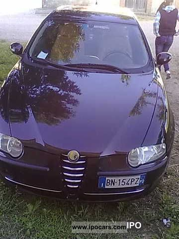 2001 Alfa Romeo  1.6 16 V Sports car/Coupe Used vehicle photo