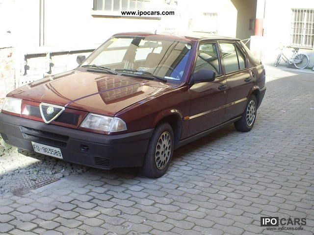 Alfa Romeo  vendo alfa 33 gpl 1994 Liquefied Petroleum Gas Cars (LPG, GPL, propane) photo