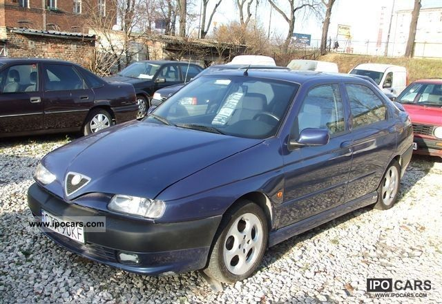 1999 Alfa Romeo  146 Small Car Used vehicle photo