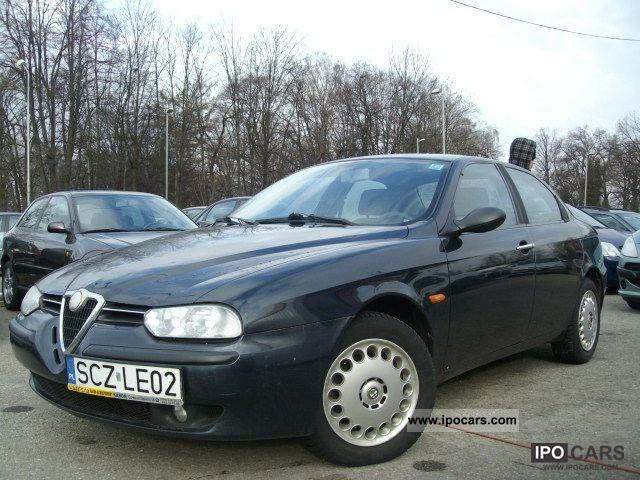 2000 Alfa Romeo  Alfa 156 1.8 B Limousine Used vehicle photo