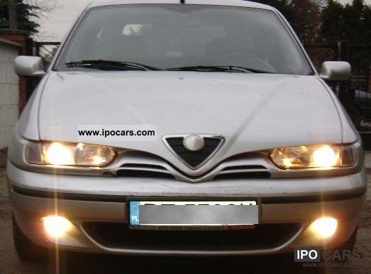 2000 Alfa Romeo  Alfa 145 1.9 JTD POLECAM Small Car Used vehicle photo