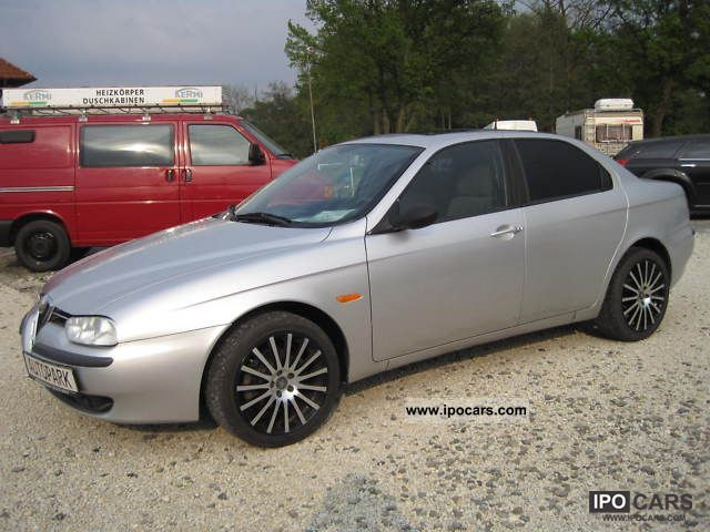 1997 alfa romeo 156 1 8 twin spark 16v related infomation specifications weili automotive network. Black Bedroom Furniture Sets. Home Design Ideas