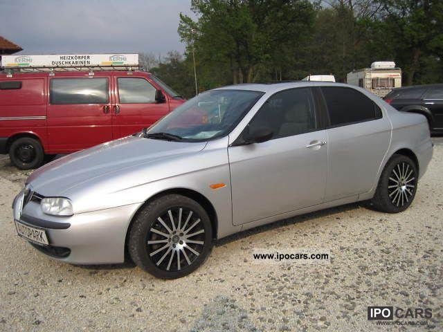 1999 Alfa Romeo  156 1.8 16v Twin Spark 17 \ Limousine Used vehicle photo