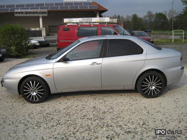 1999 alfa romeo 156 1 8 16v twin spark 17 car photo and specs. Black Bedroom Furniture Sets. Home Design Ideas