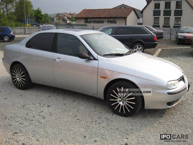 1999 alfa romeo 156 1 8 16v twin spark 17 car photo and specs. Black Bedroom Furniture Sets. Home Design Ideas