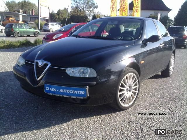 1999 alfa romeo 156 1 6 16v twin spark car photo and specs. Black Bedroom Furniture Sets. Home Design Ideas