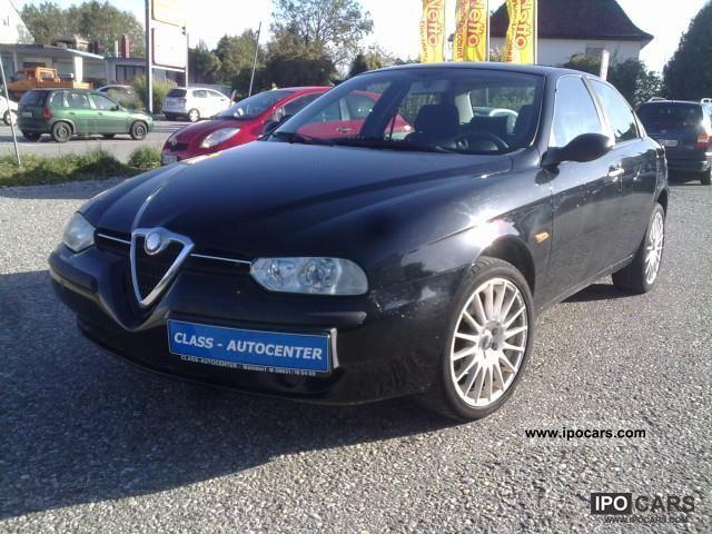 1999 Alfa Romeo  156 1.6 16V Twin Spark Limousine Used vehicle photo