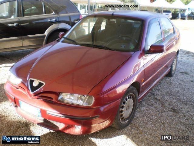 2001 Alfa Romeo  146 1.4 ts Limousine Used vehicle photo