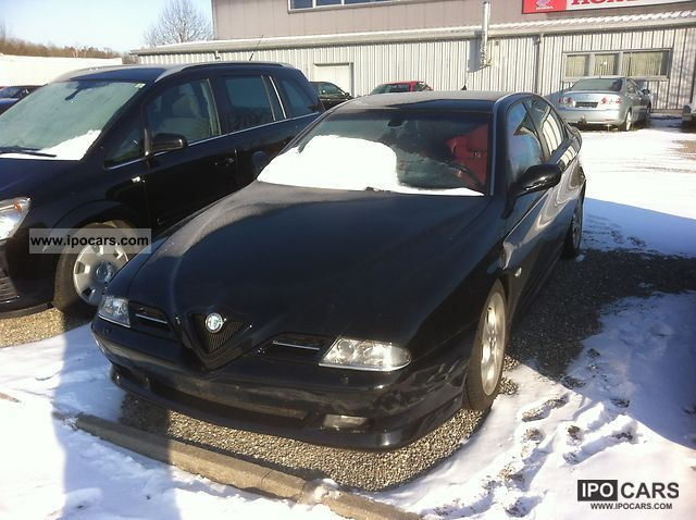 2000 Alfa Romeo  Alfa 166 3.0 V6 24V Sporttron. Vollausstatung Limousine Used vehicle photo