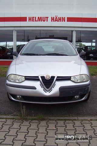 1997 Alfa Romeo  156 1.8 16V Twin Spark Limousine Used vehicle photo