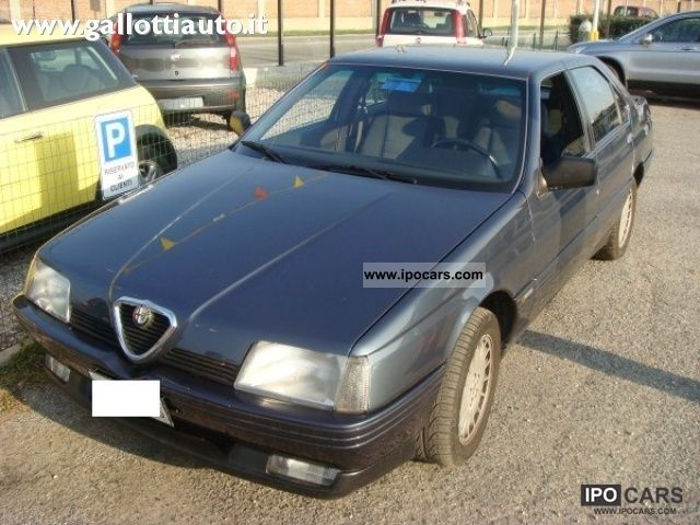1988 Alfa Romeo  164 3.0i V6 Limousine Used vehicle photo