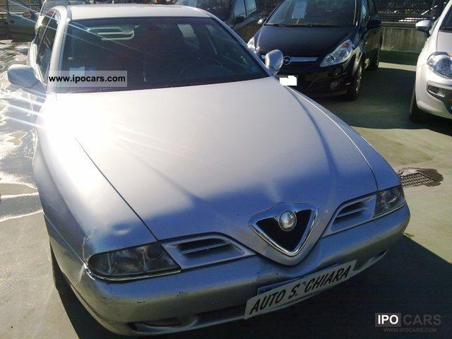 2003 Alfa Romeo  166 2.4 JTD 150 HP progression Limousine Used vehicle photo