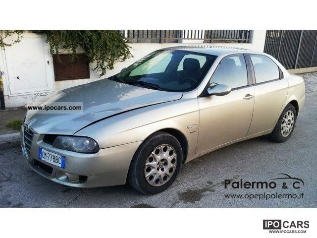 2004 Alfa Romeo  156 1.9 JTD 16V Limousine Used vehicle photo