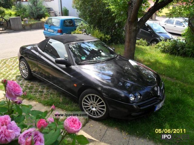2000 Alfa Romeo  Alfa Spider 2.0 Twin Spark Cabrio / roadster Used vehicle photo
