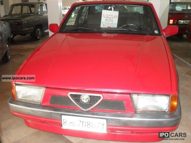 1990 Alfa Romeo  75 16 cc GPL UNIPRO!!! Limousine Used vehicle photo