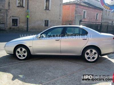 2001 Alfa Romeo  166 2.4 JTD Distinctive 140CV full option Limousine Used vehicle photo
