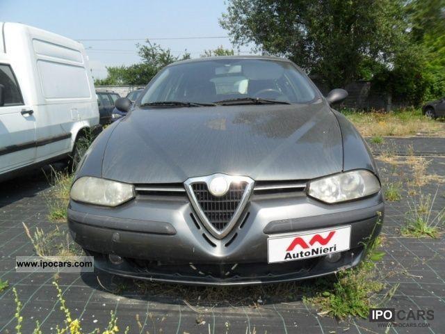 2001 Alfa Romeo  156 1.9 JTD SW progression cat Estate Car Used vehicle photo