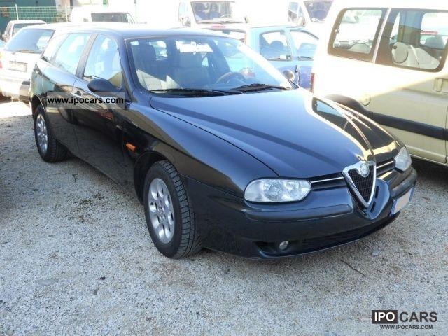 2001 Alfa Romeo  OTHER 2400 SW TDI Estate Car Used vehicle photo