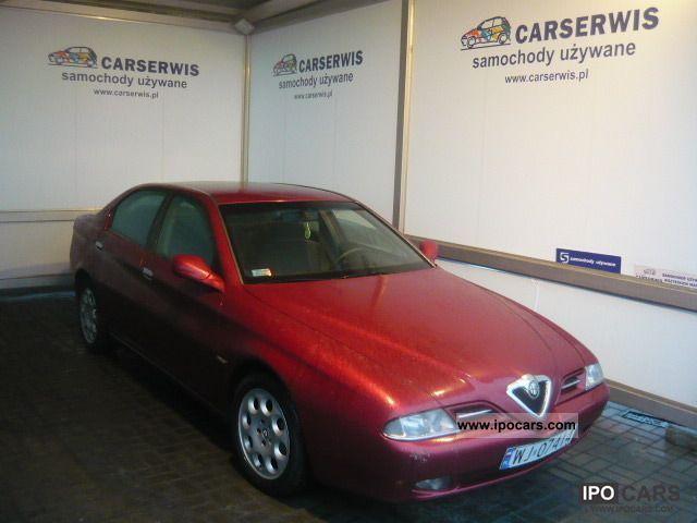 1998 Alfa Romeo  166 Other Used vehicle photo