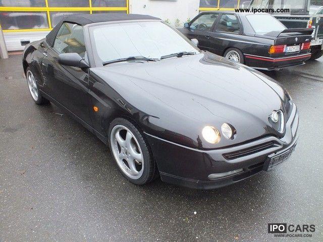 1998 Alfa Romeo  Alfa Spider 1.8 Twin Spark Cabrio / roadster Used vehicle photo