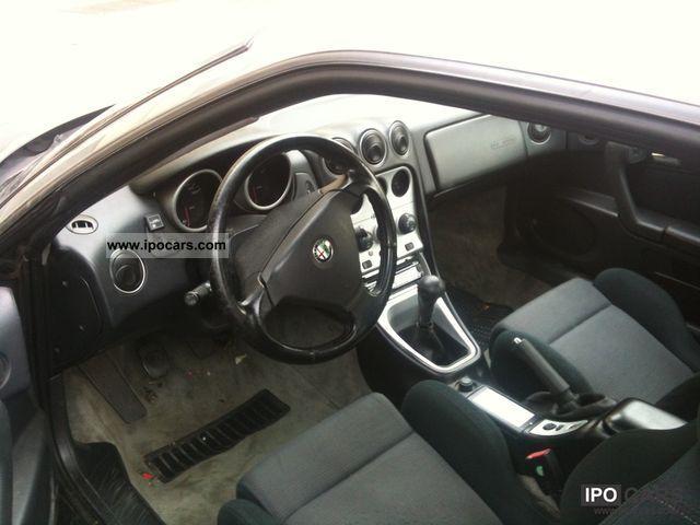 2000 Alfa Romeo  GTV Sports car/Coupe Used vehicle photo