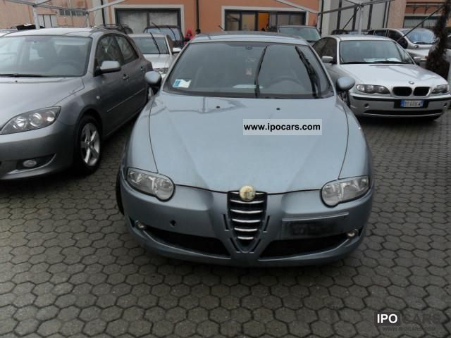 2003 Alfa Romeo  147 1.9 JTD 16V solo using export Small Car Used vehicle photo