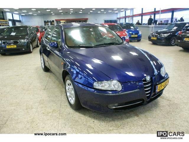 2002 Alfa Romeo  147 1.9 JTD 16v Limousine Used vehicle photo