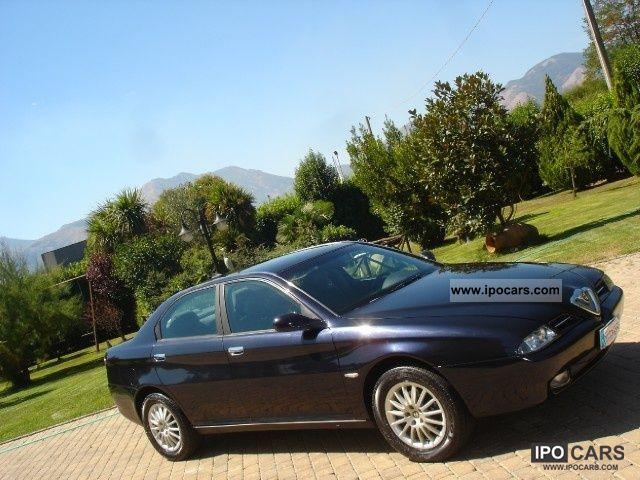 2000 Alfa Romeo  166 2.0 T. Spark AFFARONEEEE ***! *** Limousine Used vehicle photo