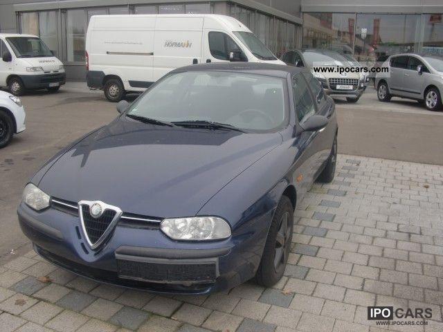 2001 Alfa Romeo  156 2.0 T.SPARK Limousine Used vehicle photo