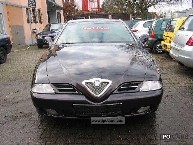 2000 Alfa Romeo  Alfa 166 2.5 V6 24V Limousine Used vehicle photo