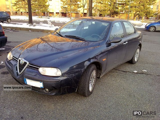 2000 Alfa Romeo  1.8 Twin Spark Limousine Used vehicle photo