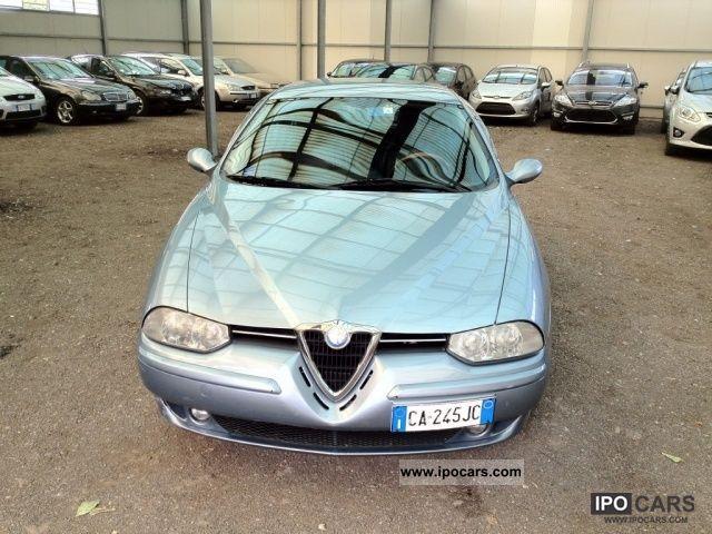 2002 Alfa Romeo  156 2002 Diesel SW 1.9 140cv Distinctive Estate Car Used vehicle photo