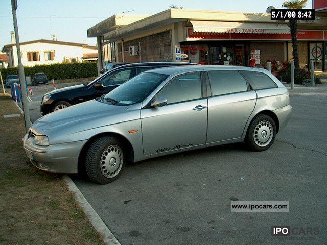 2003 Alfa Romeo  156 1.9 JTD Distinctive 110cv station wagon Estate Car Used vehicle photo